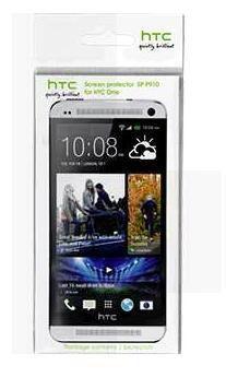 Защитная пленка HTC SP P910  для HTC One,  прозрачная, 2 шт