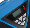 Аудиомагнитола ROLSEN RBM-215MURBU,  синий и черный вид 9