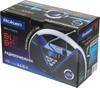 Аудиомагнитола ROLSEN RBM-215MURBU,  синий и черный вид 13