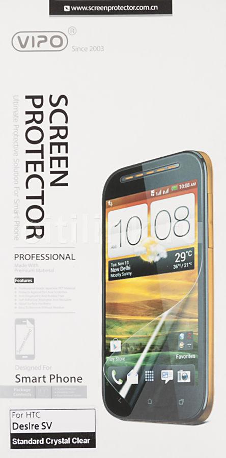 Защитная пленка VIPO для HTC Desire SV,  прозрачная, 1 шт