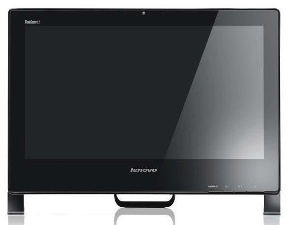 Моноблок LENOVO ThinkCentre Edge 92z, Intel Core i3 3220, 4Гб, 1000Гб, AMD Radeon HD 7650A - 2048 Мб, DVD-RW, Windows 7 Professional, черный [rbvhhru]