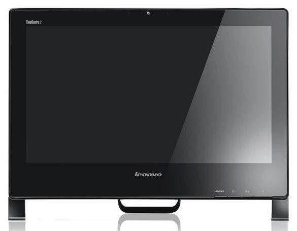 Моноблок LENOVO ThinkCentre Edge 92z, Intel Core i3 3240, 4Гб, 500Гб, Intel HD Graphics 2500, DVD-RW, Windows 7 Professional, черный [rbag4ru]
