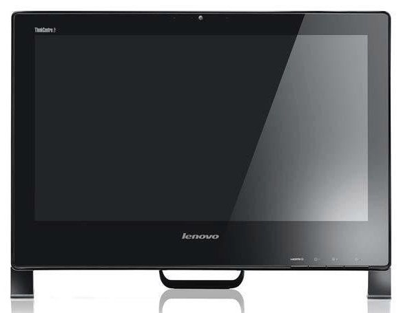 Моноблок LENOVO ThinkCentre Edge 92z, Intel Core i7 3770S, 4Гб, 1000Гб, AMD Radeon HD 7650A, DVD-RW, Windows 7 Professional, черный [rbvgvru]