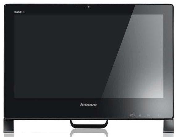 Моноблок LENOVO ThinkCentre Edge 92z, Intel Core i3 3240, 4Гб, 1000Гб, AMD Radeon HD 7650A - 2048 Мб, DVD-RW, Windows 8, черный [rbdhlru]