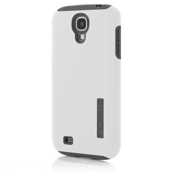 Чехол (клип-кейс) INCIPIO DualPro (SA-378), для Samsung Galaxy S4, белый
