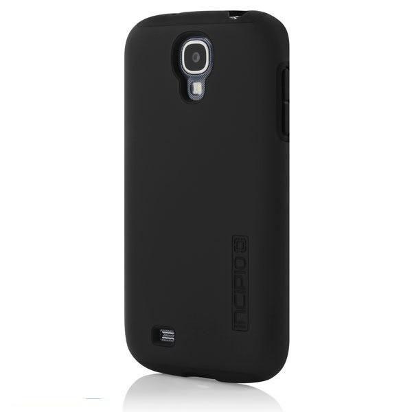 Чехол (клип-кейс) INCIPIO DualPro (SA-375), для Samsung Galaxy S4, черный