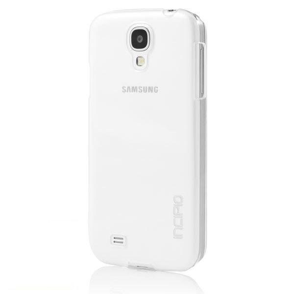 Чехол (клип-кейс) INCIPIO Feather (SA-384), для Samsung Galaxy S4, прозрачный