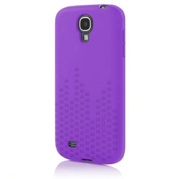 Чехол (клип-кейс) INCIPIO Frequency (SA-367), для Samsung Galaxy S4, фиолетовый