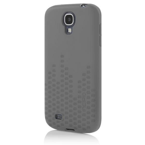 Чехол (клип-кейс) INCIPIO Frequency (SA-369), для Samsung Galaxy S4, серый