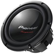 Сабвуфер автомобильный PIONEER TS-W260S4,  пассивный,  1200Вт