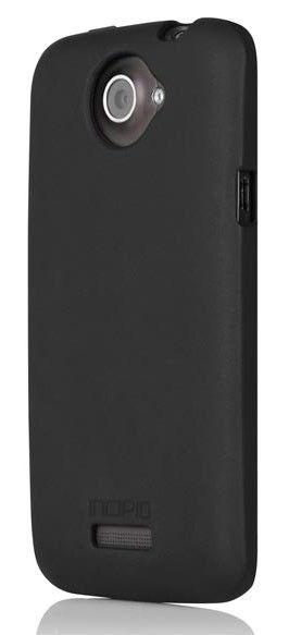Чехол (клип-кейс) INCIPIO NGP, для HTC One X, черный [ht-266]