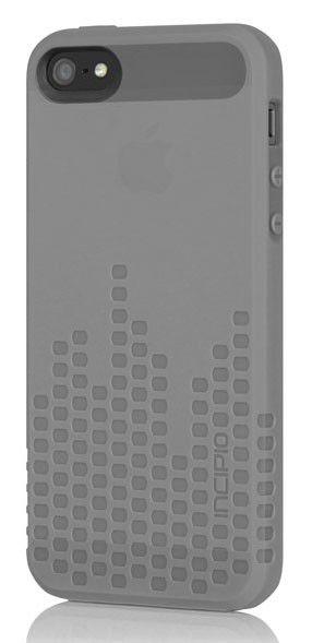 Чехол (клип-кейс) INCIPIO Frequency (IPH-804), для Apple iPhone 5, серый