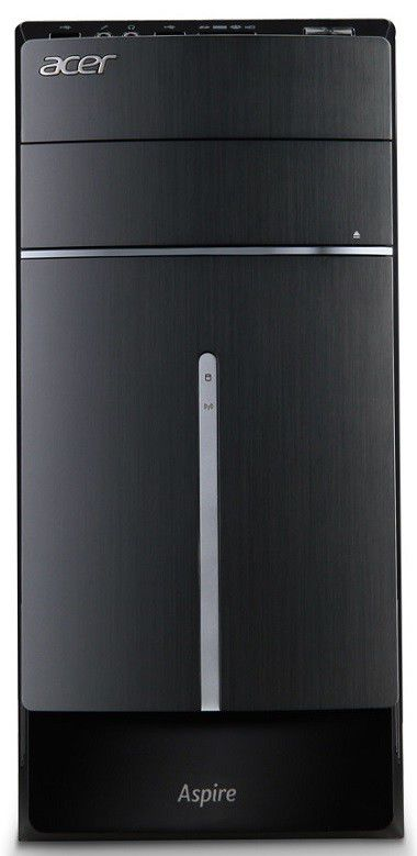 Компьютер  ACER Aspire MC605,  Intel  Core i3  3220,  DDR3 4Гб, 1Тб,  nVIDIA GeForce GT620 - 2048 Мб,  DVD-RW,  CR,  Windows 8,  черный [dt.sm1er.022]