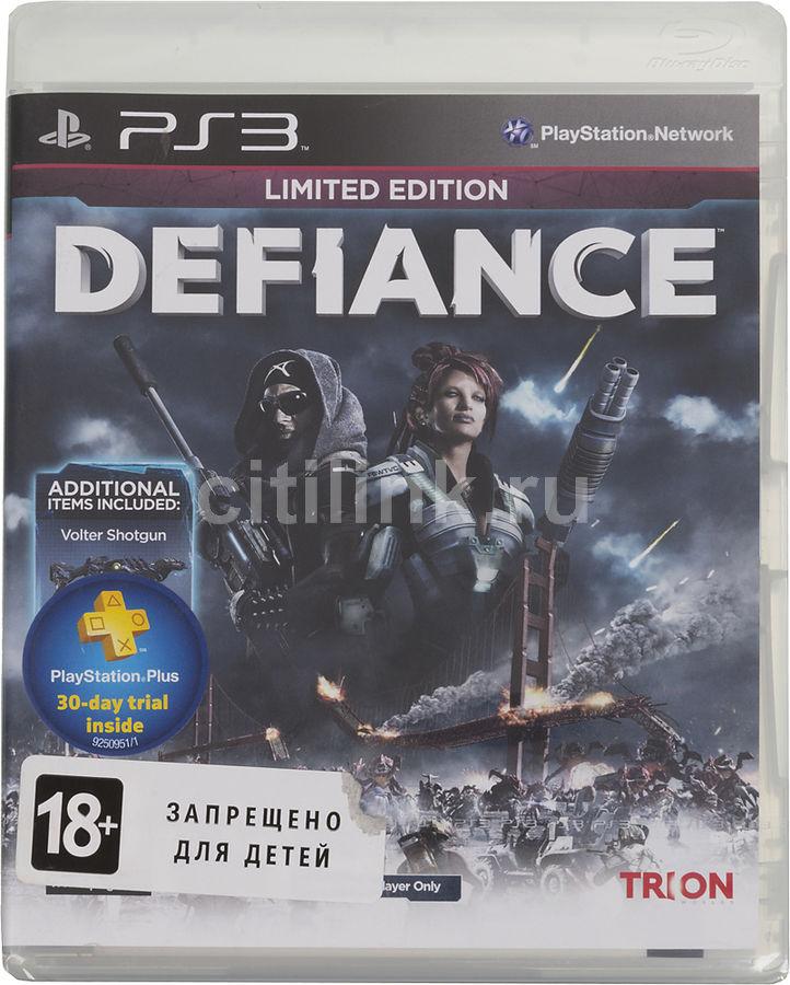 Игра SONY Defiance для  PlayStation3 Eng