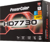 Видеокарта POWERCOLOR Radeon HD 7730,  1Гб, DDR3, Ret [ax7730 1gbk3-he] вид 6