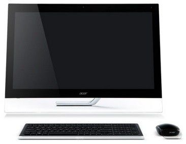 Моноблок ACER Aspire 7600u, Intel Core i7, 8Гб, 1Тб, nVIDIA - 1024 Мб, DVD-RW, Windows 8 [dq.sl6er.006]