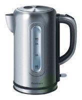 Чайник электрический ROLSEN RK-2709M, 2200Вт, серебристый