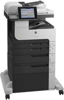 МФУ HP LaserJet Enterprise 700 M725f,  A3,  лазерный,  серый [cf067a]