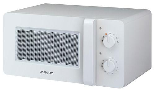 Микроволновая Печь Daewoo KOR-5A67W 15л. 500Вт белый