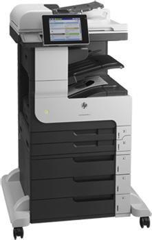 МФУ HP LaserJet Enterprise 700 M725z,  A3,  лазерный,  серый [cf068a]