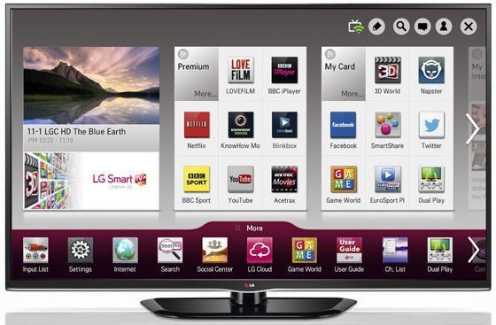 Плазменный телевизор LG 60PH670V