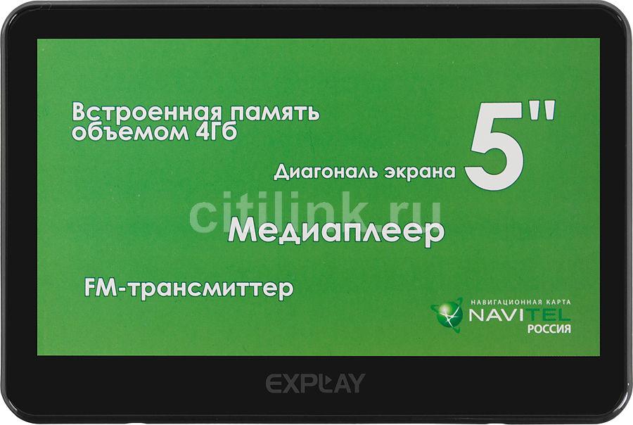 GPS навигатор EXPLAY SRT5,  5