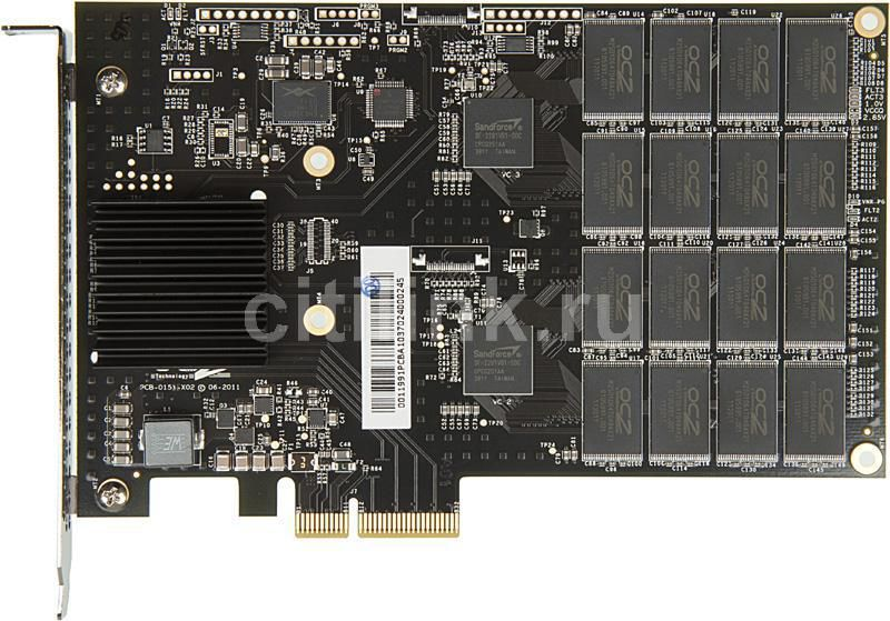 Накопитель SSD OCZ RevoDrive 3 RVD3-FHPX4-240G 240Гб, PCI-E AIC (add-in-card), PCI-E x4