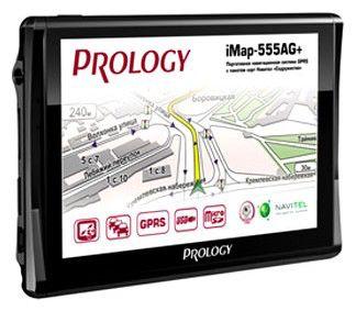 GPS навигатор PROLOGY IMAP-555AG,  5