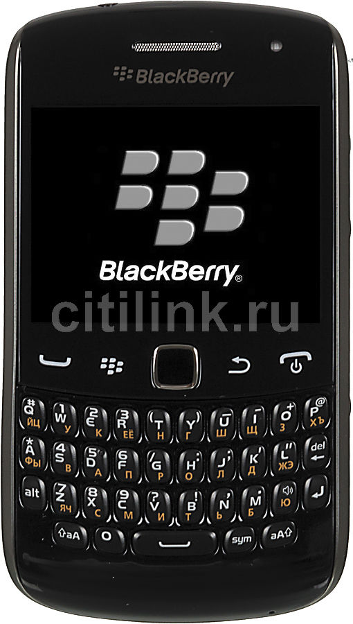 Смартфон BLACKBERRY Curve 9360  черный