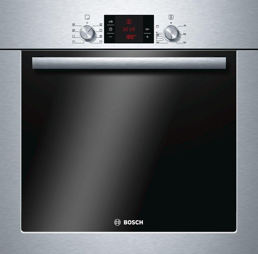 Духовой шкаф BOSCH HBA42S350R,  серебристый