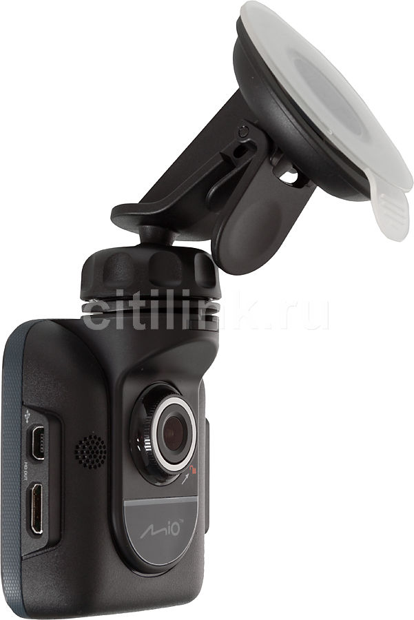 Видеорегистратор MIO MiVue 366 черный [442n41200078]