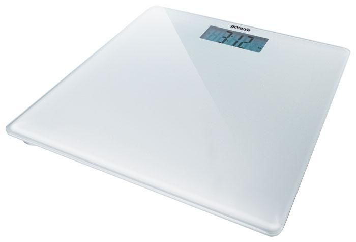 Весы GORENJE OT180GW, до 180кг, цвет: белый