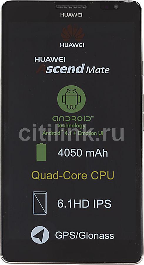 Смартфон HUAWEI Ascend Mate черный