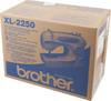 Швейная машина BROTHER XL-2250 белый [xl2250] вид 11