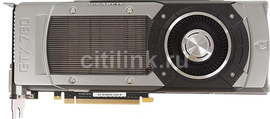 Видеокарта GIGABYTE GeForce GTX 780,  3Гб, GDDR5, Ret [gv-n780d5-3gd-b]