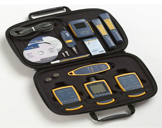 Набор для тестирования Fluke FTK1450/E SF PRO KIT COMPLETE VERIFICATION KIT