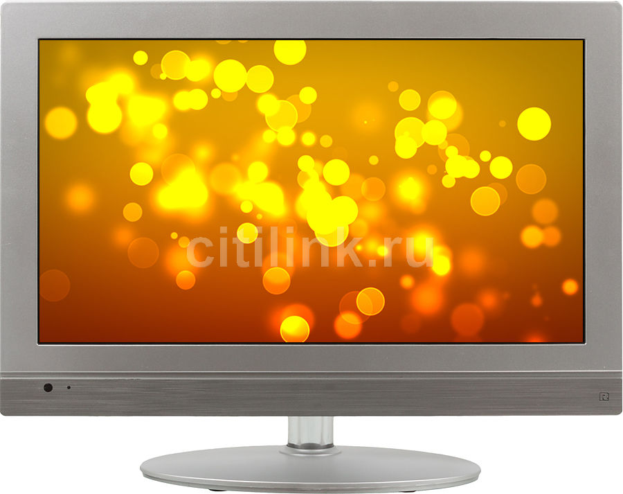 "LED телевизор RUBIN RB-19SL1U SR  ""R"", 19"", HD READY (720p),  серебристый"