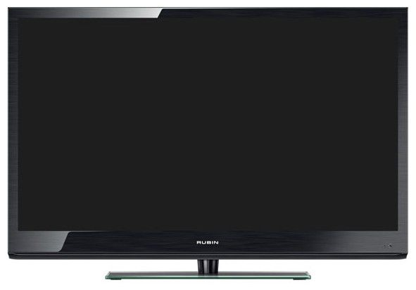 "LED телевизор RUBIN RB-32K102U  ""R"", 32"", HD READY (720p),  черный"