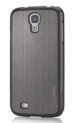 Чехол (клип-кейс) GGMM Proto-S4, для Samsung Galaxy S4, черный [sx01701]