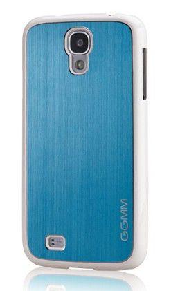 Чехол (клип-кейс) GGMM Proto-S4, SX01704, для Samsung Galaxy S4, голубой