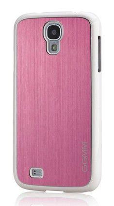 Чехол (клип-кейс) GGMM Proto-S4, SX01705, для Samsung Galaxy S4, розовый