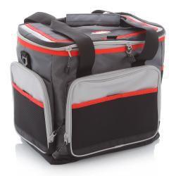 Автохолодильник SUPRA MBC-23,  23л,  серый и красный [4530]