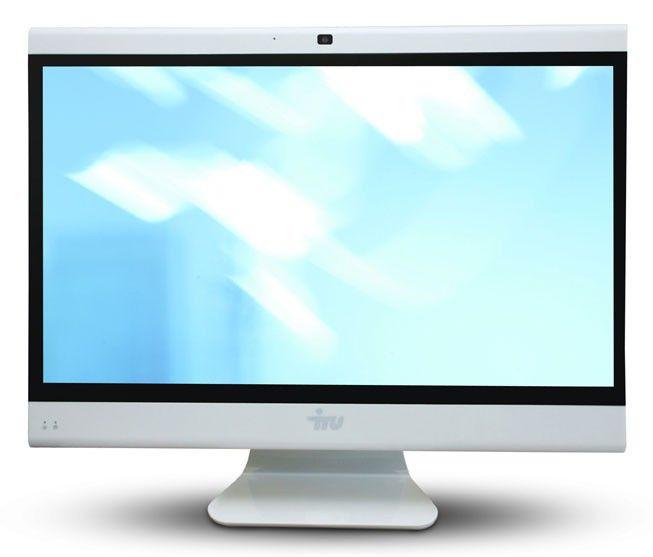 Моноблок IRU 313, Intel Celeron G1610, 2Гб, 500Гб, Intel HD Graphics, DVD-RW, Windows 8, белый