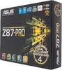 Материнская плата ASUS Z87-PRO LGA 1150, ATX, Ret вид 7