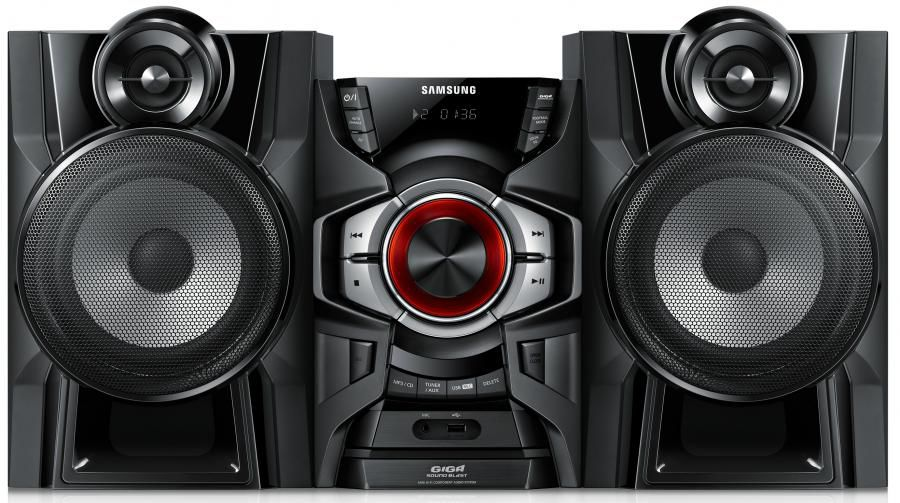 Музыкальный центр SAMSUNG MX-F730DB,  черный [mx-f730db/ru]