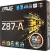 Материнская плата ASUS Z87-A LGA 1150, ATX, Ret вид 8
