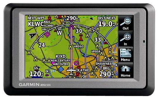 GPS навигатор GARMIN Aera 500 (010-00836-01),  4.3