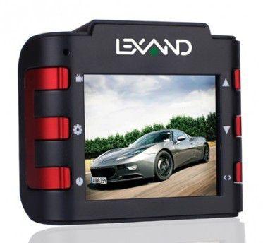 Видеорегистратор LEXAND LR-2500 черный