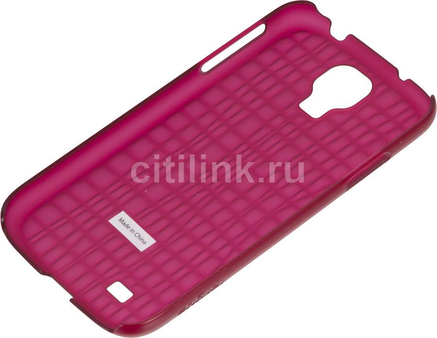 Чехол (клип-кейс) TARGUS TFD03501EU, для Samsung Galaxy S4, розовый