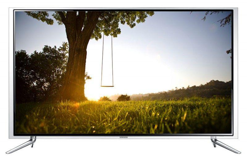 """LED телевизор SAMSUNG UE75F6400AK  """"R"""", 75"""", 3D,  FULL HD (1080p),  черный"""